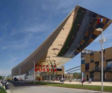 Sergei Tchoban Speech progetti e padiglione Expo Milano 2015 best of week