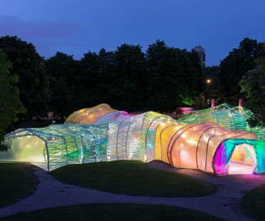 Selgascano Serpentine Pavilion 2015 Londra