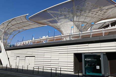 Padiglione Germania Expo Milano 2015