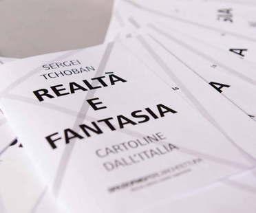 I disegni di Sergei Tchoban a SpazioFMG Realtà e Fantasia - Cartoline dall'Italia