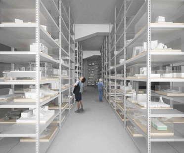 Mostra Archi Depot Tokyo Triennale Milano