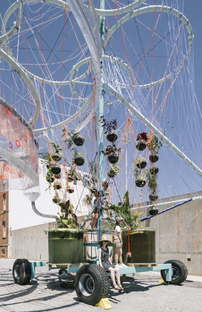 MoMA Young Architects Program 2015 Andrés Jaque Cosmo