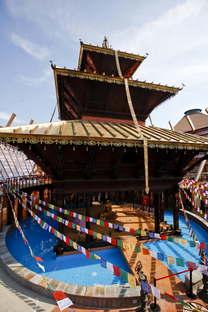 Padiglione Nepal Expo Milano 2015