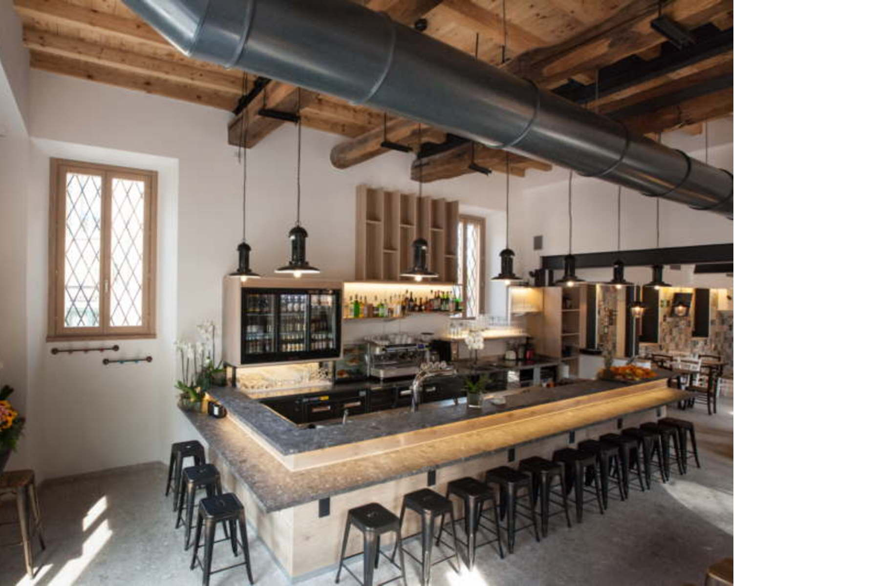 Design Per Ristoranti : Tavoli e tavolini per ristoranti molena