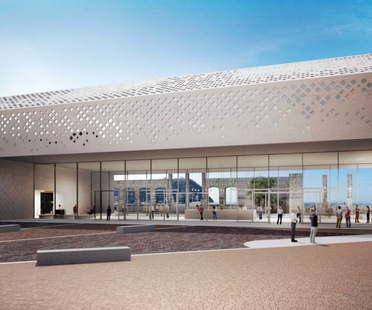 Progetto vincitore nuovo Science Centre di Città della Scienza di Napoli