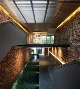 FARM + KD Architects Pool Shophouse photo by Jeremy San
