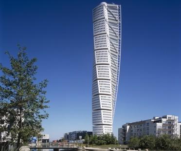 CTBUH 10 Year Award Winner 2015 Santiago Calatrava Turning Torso Malmo Svezia