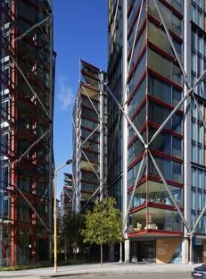 Rogers Stirk Harbour + Partners John Robertson Architects NeoBankside Londra
