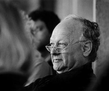 L'architetto Glenn Murcutt Premio Pritzker 2002 al Cersaie 2015