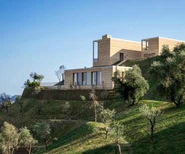 David Chipperfield Architects Architettura e Paesaggio Villa Eden Gardone