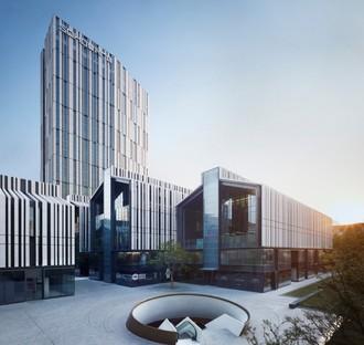 gmp completato quartiere urbano SOHO Fuxing Lu Shanghai