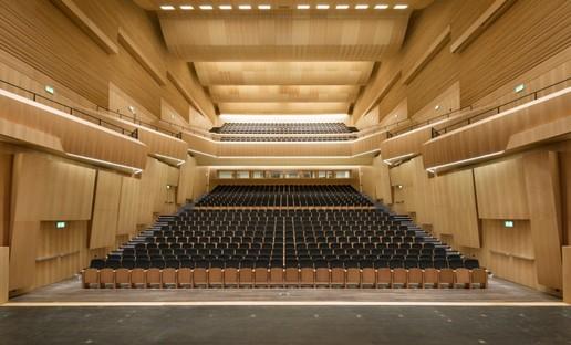 Inaugurato LAC Lugano Arte Cultura progettato dall'architetto Ivano Gianola