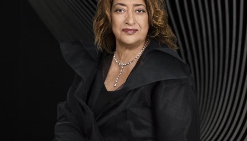 Zaha Hadid vince la Royal Gold Medal 2016 RIBA