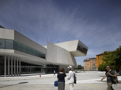 MAXXI Museum XXI Century Art Rome photo by Richard Bryant