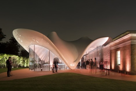 Serpentine Sackler Gallery London by Luke Hayes