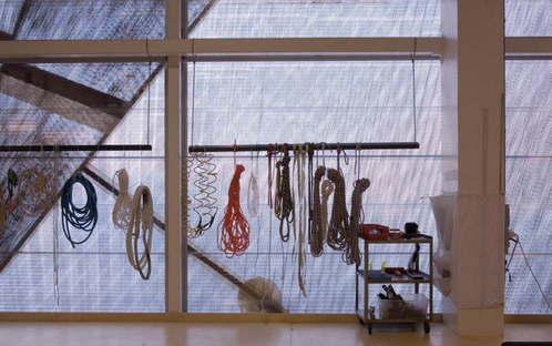 mostra Renzo Piano Building Workshop Progetti d'Acqua Pegli Genova