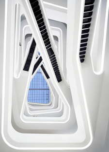 Zaha Hadid Architects Dominion Office Building Mosca