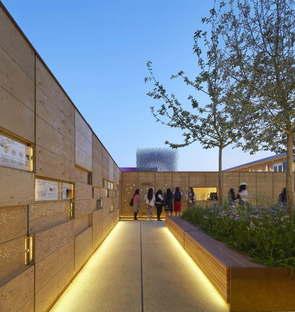 Padiglione Regno Unito Expo Milano 2015