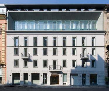 Westway Architects Edificio residenziale a Milano