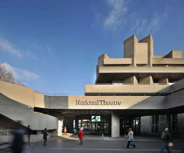 Haworth Tompkins The National Theatre NT Future Londra