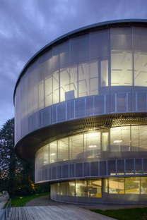 Cocoon di Evolution Design: uffici, spirali e architettura