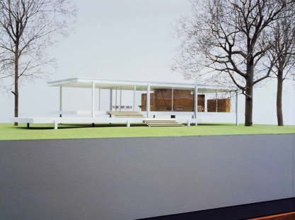 Mies van der Rohe. Farnsworth House.The MoMA©2015 Artists Rights Society (ARS)