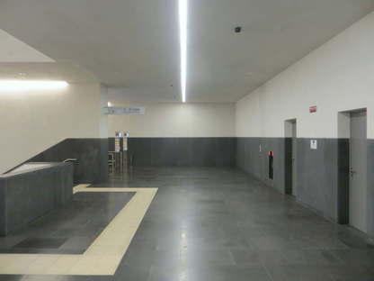 Siza Souto de Moura Stazione Municipio Metropolitana Napoli