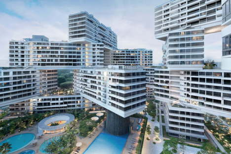 The Interlace è World Building of the Year 2015
