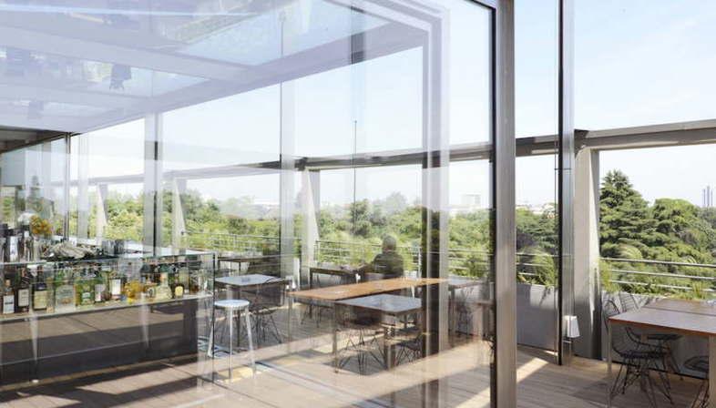 Beautiful ristorante la terrazza milano ideas idee arredamento