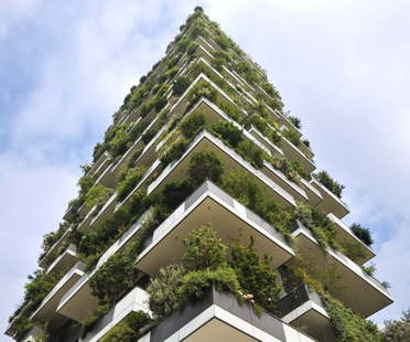 Bosco Verticale: Best Tall Building Worldwide