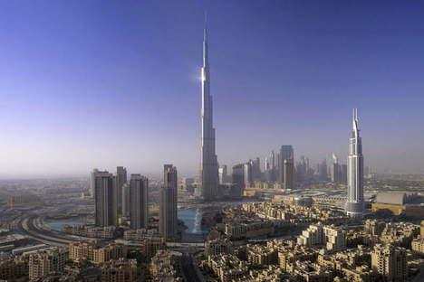 Dubai Architetture e Esposizione Universale best of week
