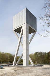 Vplus Serbatoio idrico - Chateau d'eau Mons Ghlin Belgio