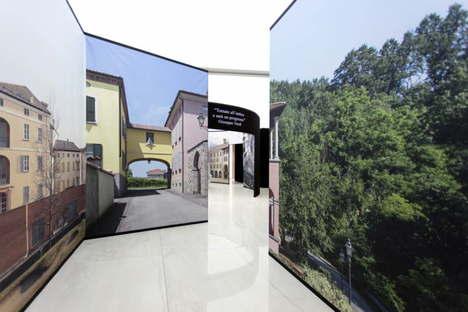 Inaugurata mostra architetto Bontempi FAB Castellarano