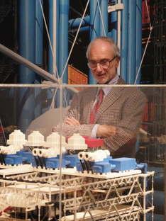 mostra Renzo Piano Building Workshop La méthode Piano