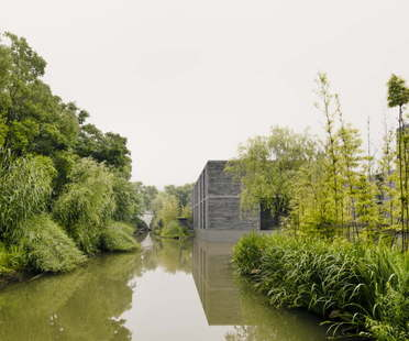 David Chipperfield Architects Xixi Wetland Estate Hangzhou Cina