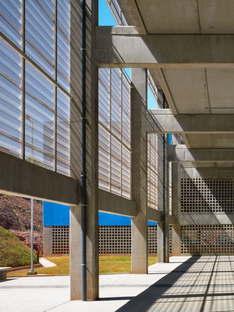 FGMF Architects FDE Varzea Paulista San Paolo Brasile
