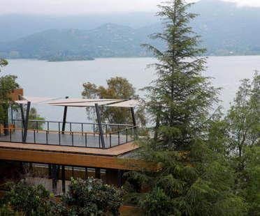 Cazu Zegers Casa T Laguna de Aculeo Cile