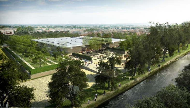 Iniziato il museo MuRéNA progettato da Foster + Partners