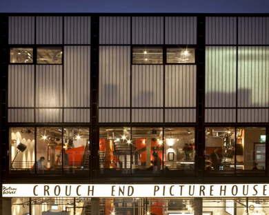 Panter Hudspith Architects Picturehouse Cinema Londra
