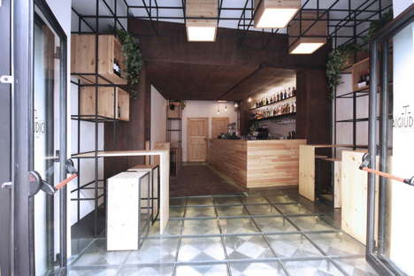 DiDeA Caffetteria lounge bar Ai Giudici Palermo