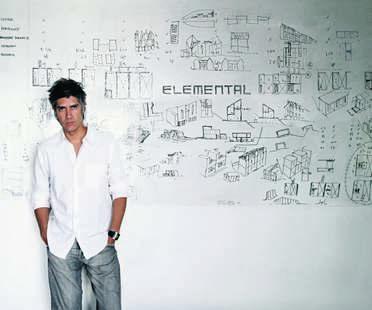 Alejandro Aravena vincitore del Premio Pritzker 2016