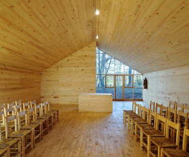 Mostra Sacral Space spiritualità e architettura