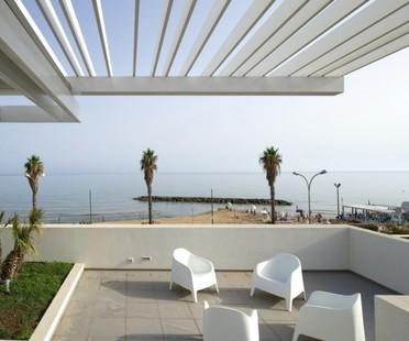 Casa Erny di Architrend, una finestra sul mare