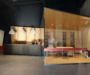 Wine Shop Collalto Store vino tra architettura e tradizione