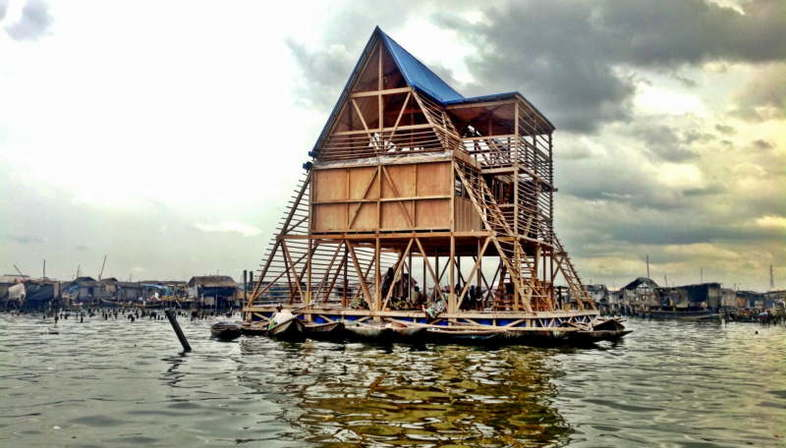 mostra Creation from Catastrophe The Architecture Gallery Londra