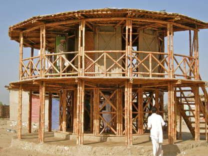 Women's Centre Darya Khan by Yasmeen Lari (c) Heritage Foundation of Pakistan