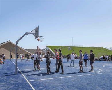 Le Architetture per lo sport più social