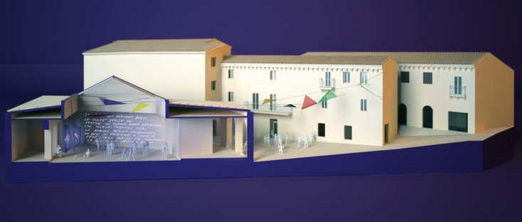 Pronta Piazza Faber progetto Alvisi Kirimoto con Renzo Piano