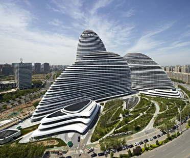 I migliori grattacieli in Cina CTBUH China Tall Building Award