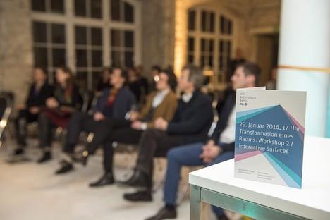 Video del Workshop n.2 Interactives surfaces FAB Berlin